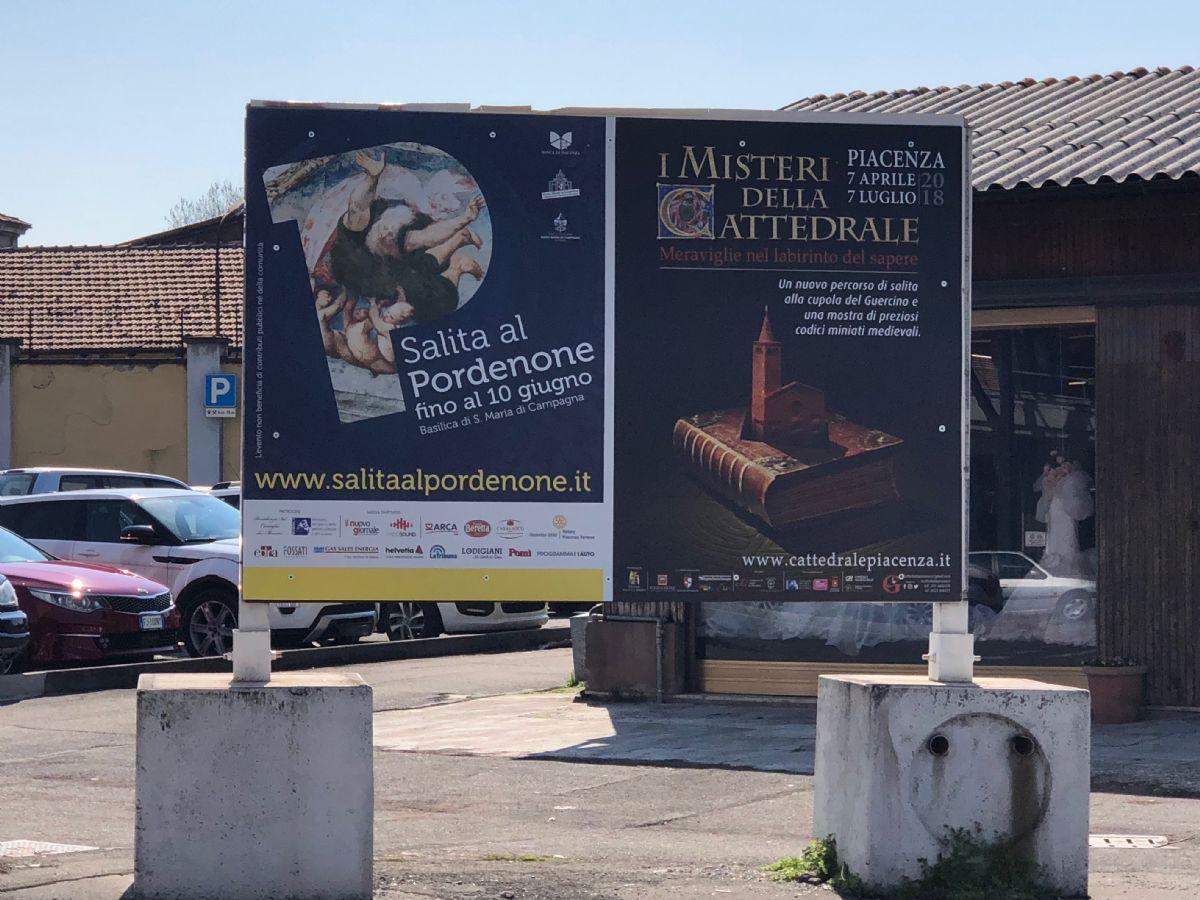 DAL 7 APRILE SALITE AL PORDENONE E AL GUERCINO IN CONTEMPORANEA - Prezzi scontati per chi le visita entrambe