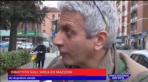 Nota di Stefano Torre ex candidato Sindaco sul previsto centro commerciale nell'area ex Mazzoni
