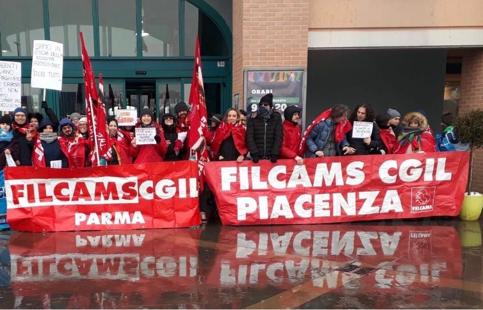 """Piacenza, Mediaworld: """"Comportamento inaccettabile dell'azienda: sciopero a sorpresa in prossimità delle festività Pasquali"""""""